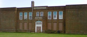 Cambria, Iowa school